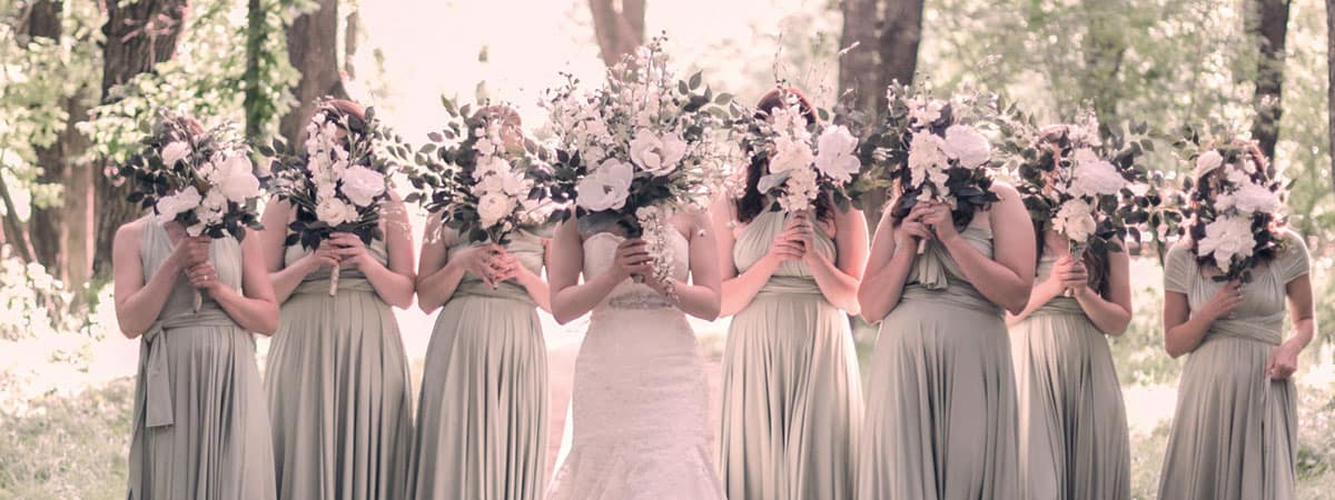 Bridesmaids by Magnolia Bridal Designs