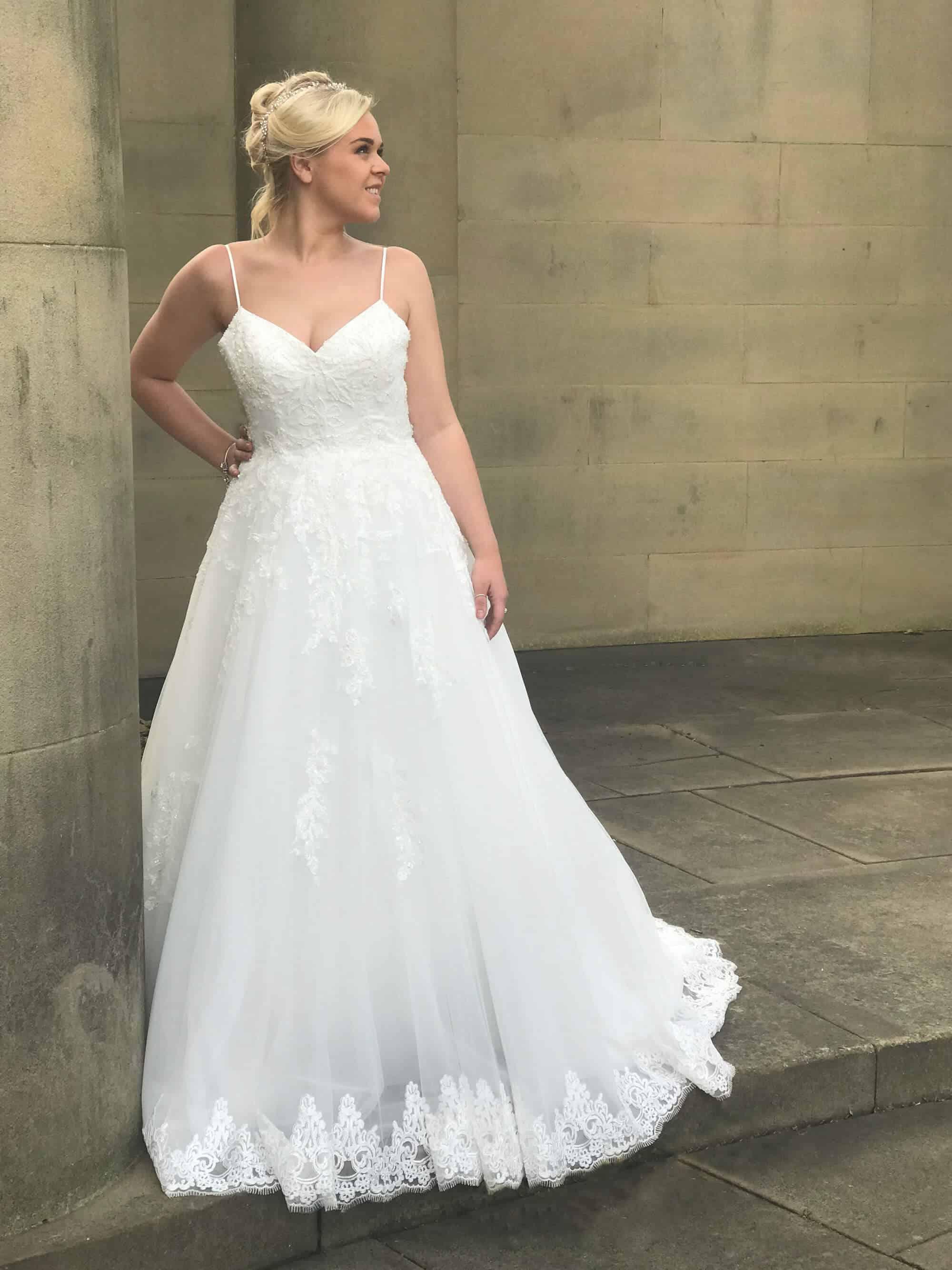Magnolia Bridal Gown at Magnolia Bridal Designs